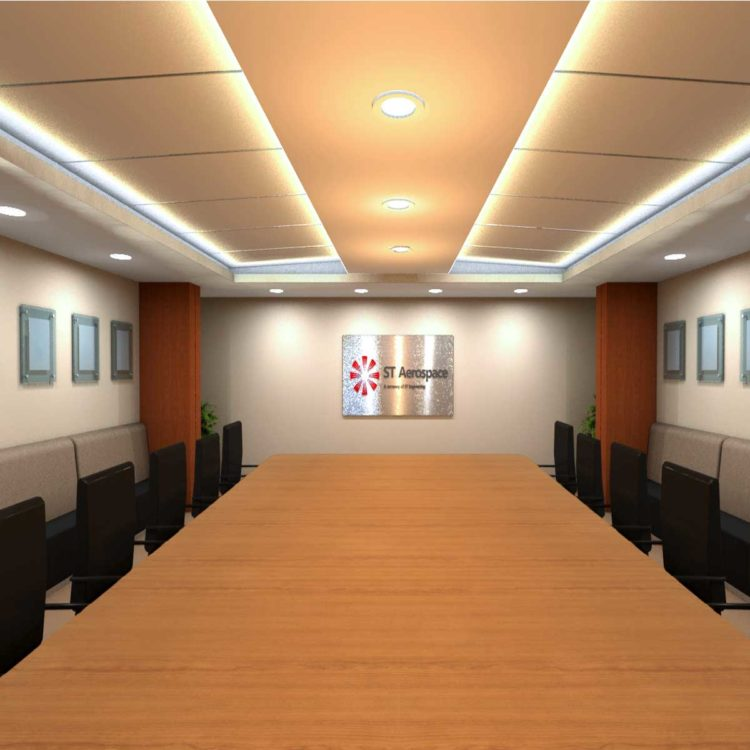 ST Office Design Proposal View 1