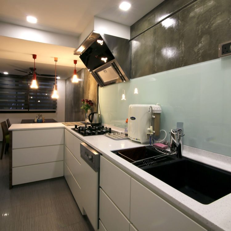 204 Toa Payoh Kitchen View 1