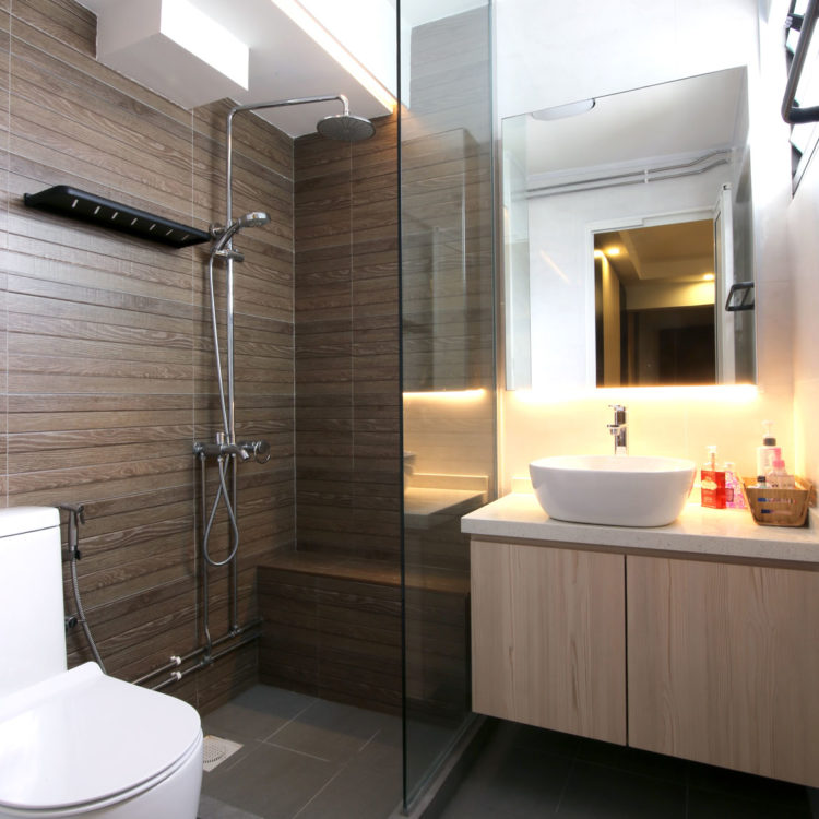 229 Tampines St 23 Bathroom View 1
