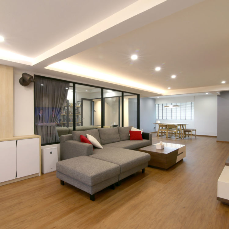 229 Tampines St 23 Communcal Space View 1