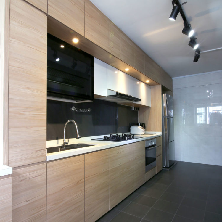 229 Tampines St 23 Kitchen View 1