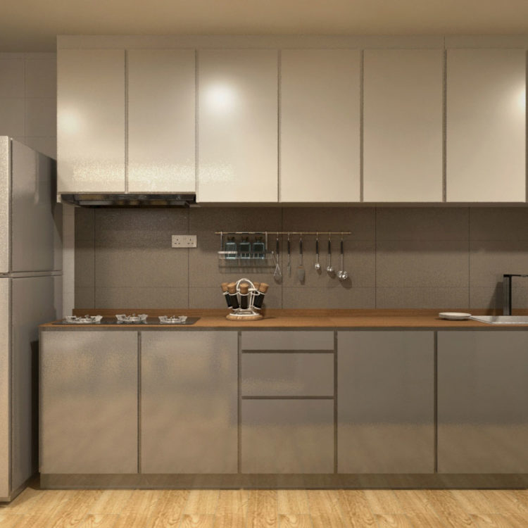 524A Tampines Central 7 HDB 5 Room BTO Kitchen View 1