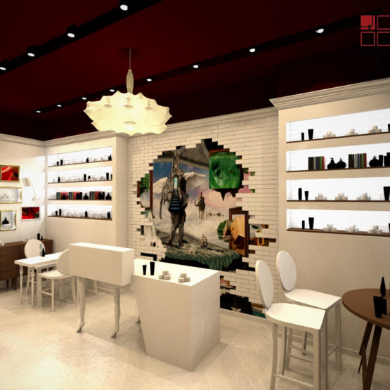 Elevatione L1 31 at MBS Retail Design View 2