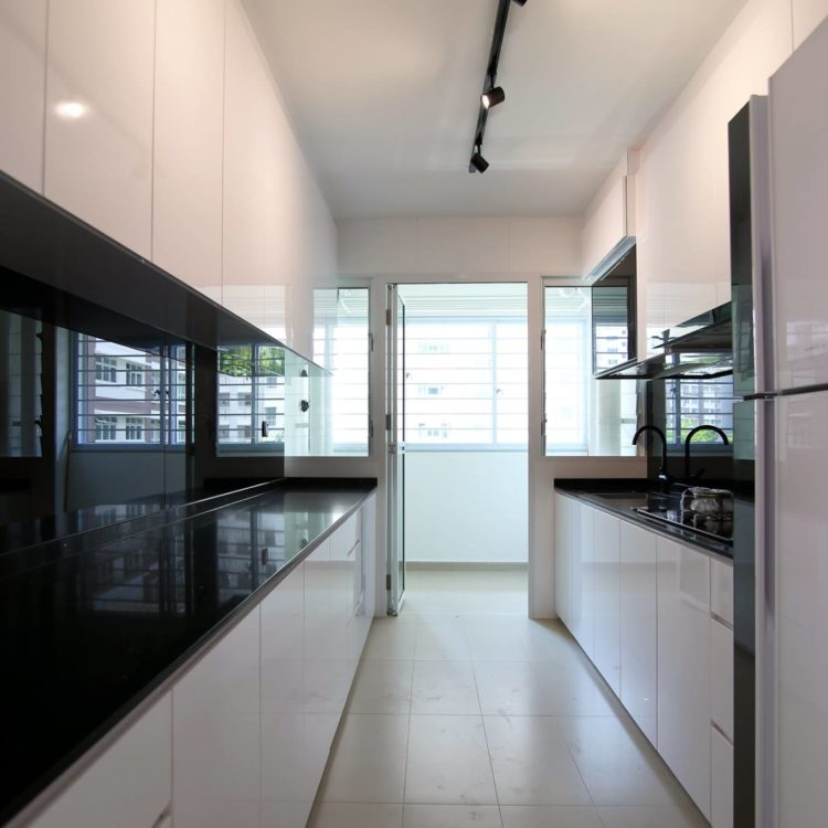 453C Bukit Batok West Ave 6 HDB 5 Room BTO Kitchen View 2