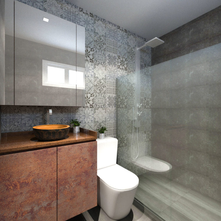 Admiralty Resale Bathroom Design View