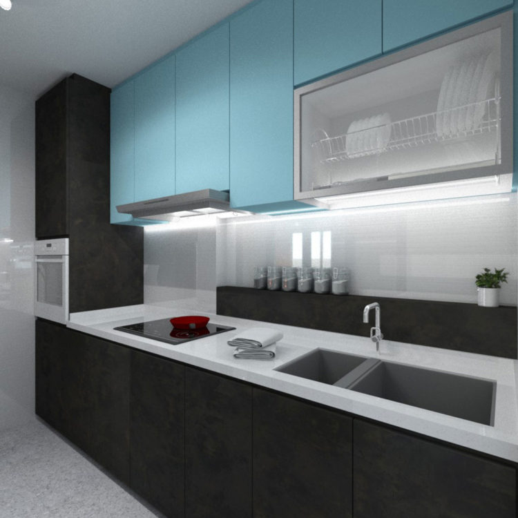 Canberra Kitchen Design View 1