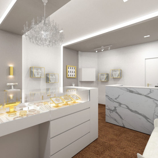 Dupion Jewellery at Orchard Delfi Retail View 3