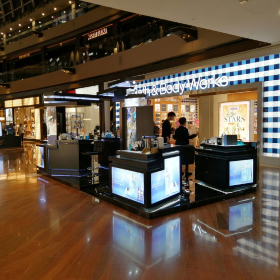 Onsen Refreshed Kiosk Marina Bay Sands Shoppe As Built View 01
